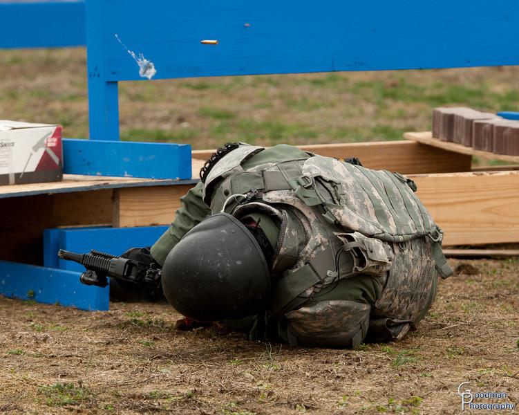 SRT Man Down Drill