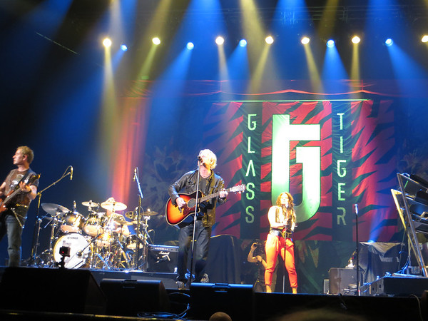 Roxette and Glass Tiger