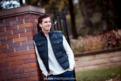 102119 Tristan Duin Senior Photography Olsen Photography Gretna, Nebraska Created By // Nathan Olsen