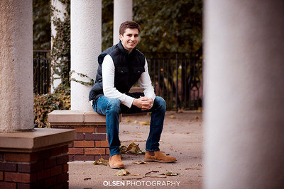 102119 Tristan Duin Senior Photography Olsen Photography Gretna, Nebraska Created By // Nathan Olsen