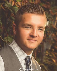 083117 Troy Scheer Senior Portrait Session Creative Olsen
