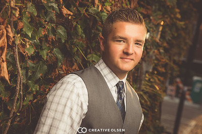 083117 Troy Scheer Senior Portrait Session Creative Olsen