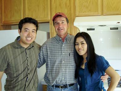 Eric, Pat Taylor, Monica