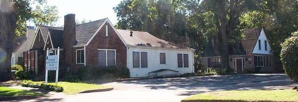 The house where Beth and Ron lived during 1970-72.