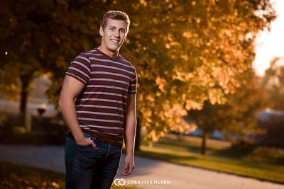 101718 Tyler Sedlak Senior Portraits