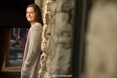 092717 Tyler and Lauren Jerabek Senior Portrait Session Creative Olsen