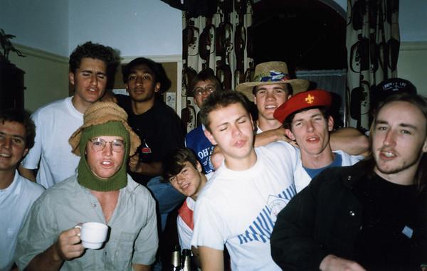 UCT Days (1992 - 1995)