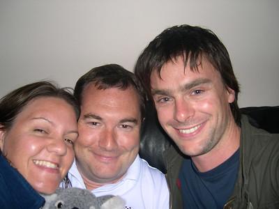 UK Visit, May 2005