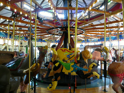 Carousel of Happiness (July 2014)