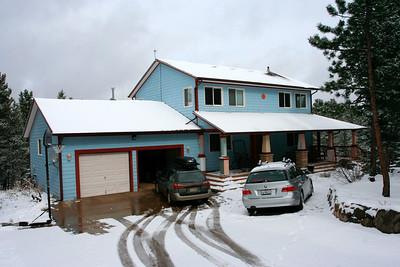 House in Nederland (close to Boulder, CO)