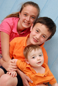 Caroline, Matthew & Wyatt (Dec 2008)