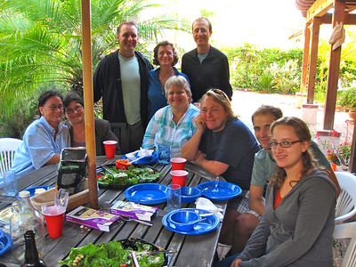 Pat & Pat, Mike, Diane & Dave, Judy, Mike & Amanda.