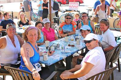 SB triathlon (Aug 2011)