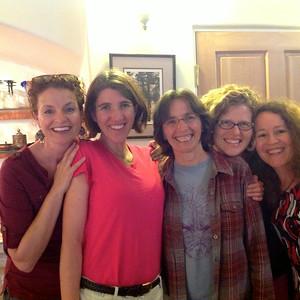 Kristin's visit (Aug 2014)