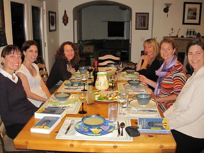 Karna, Claudia, Rosaleen, Sonja, Marjon & Teresa (April 2011)