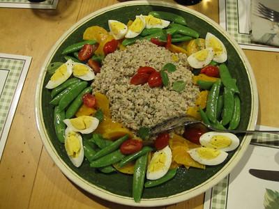 Teresa's dish (April 2011)