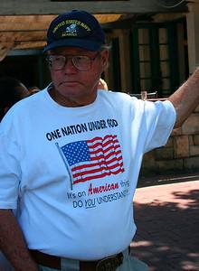 Very American...