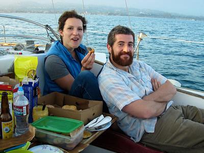 Stefanie & Pat