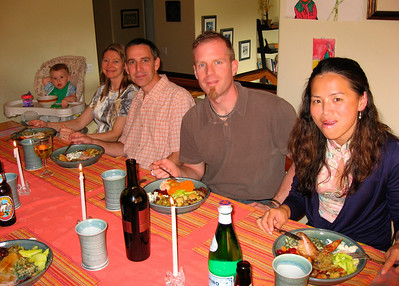 Brandon, Tanya, Curt, Todd & Helen
