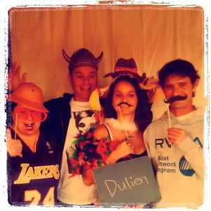 Louis, Logan, Alex & Lizzie
