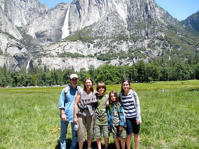 Linda, Otto, Jessica, Matthew & Mackenzie