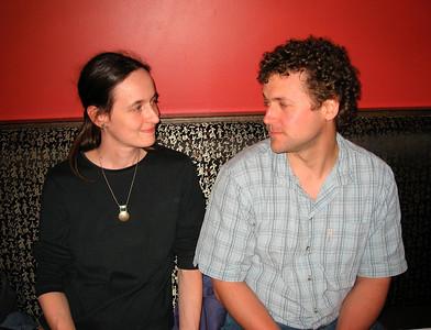Pete Wyckoff & Jill Soha