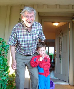 Halloween 2005: Otto & Owen