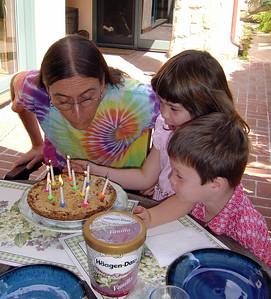 Dave's birthday (September 2004)