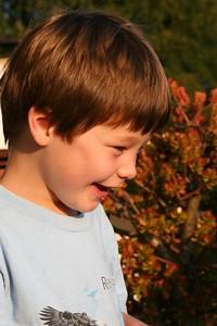 Aug 2005: Owen's 4th birthday