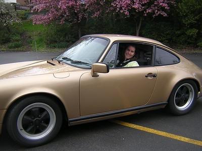 nice car, Marny and Darrow!