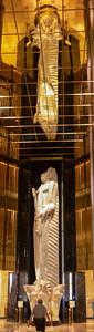World's largest Onyx Statue
