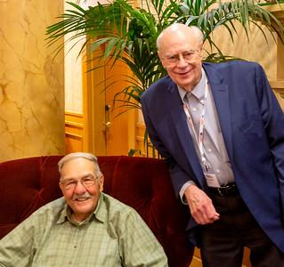 Harry Carlson & John Lienhard