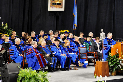 University of Tulsa 2012 Graduation