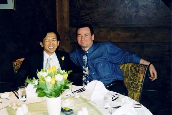 Trevor & Denise's Wedding