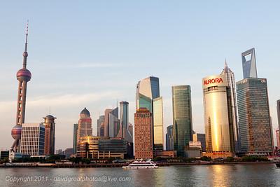 China 2011 - The Bund Shots