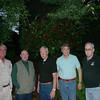 John Weber, Jim Price, Pat Bowe, Vince Wan, Dave McMullen