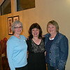Sandy Bowe, Joan Wan, Sharon Weber