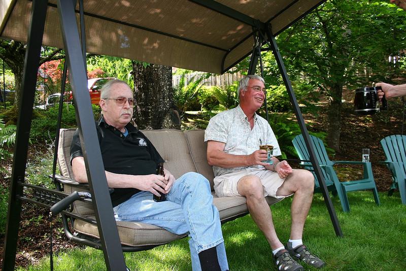 Dave McMullen, John Weber