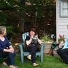 Sharon Weber, Joan Wan, Sandy Bowe