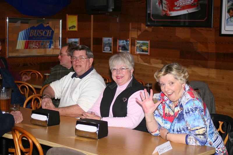 Lynn Halladey, Jim Sweet, Carolyn Sweet, and Lynn Bay.