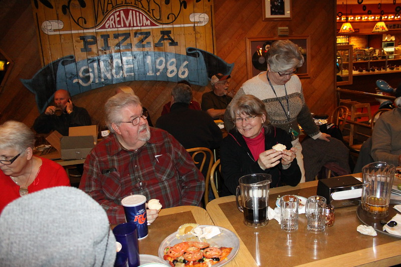 Ellen Martin, Tim Taylor, Debi Andal, and Connie Eubanks(McIntire).