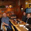 Steve Sundet, Dick Stutrud, Ron Stevens, and Cathy Bryant(Stevens).