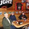Dick Bay, Larry Seeley, Doug Garrett, and Randy Corey