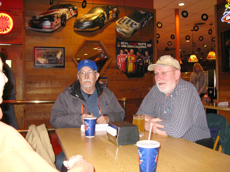 Darrell Ohnmacht and Dennis Will.