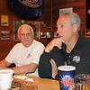 Jerry Peterson and Greg Roach