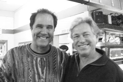 Michael Behnke & Joey Pinto