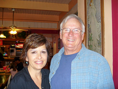 Gina and Hal Pope