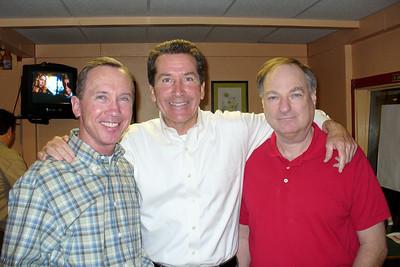 Scott, Pat, & Vince Corso