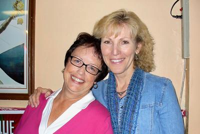 Joan & Carla