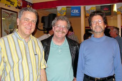Dave Reams, Michael Redding, Brad Williams